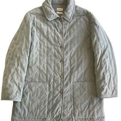 Hermès Steppjacke in Grau