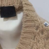 Dolce & Gabbana Pull avec motif de dentelle