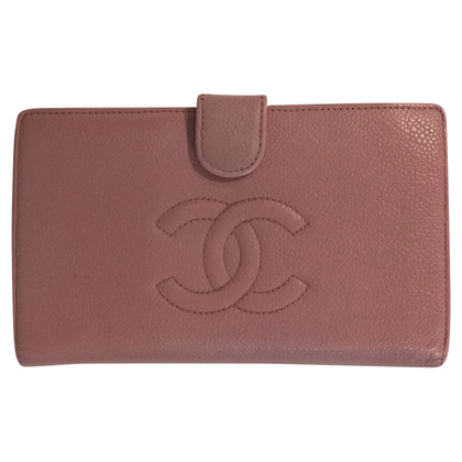Chanel Pink wallet