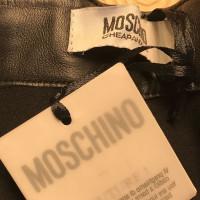 Moschino Lederhose