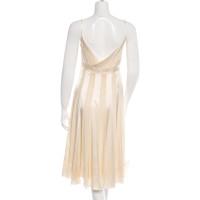 Diane von Furstenberg Roma Seidenstrappy Kleid