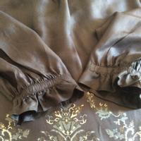 Comptoir des Cotonniers Chemisier en soie avec motif