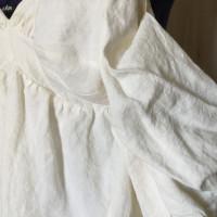 J.W. Anderson Blouse à épaules dénudées en crème