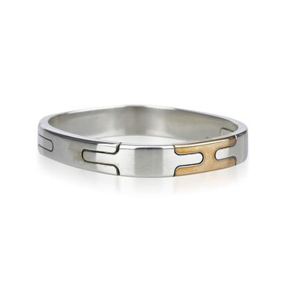 Hermès Bracelet en argent