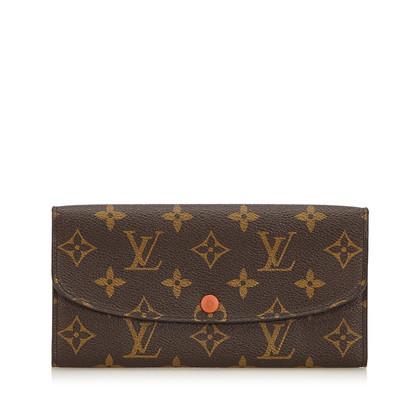 """Louis Vuitton """"Emilie Wallet Monogram Canvas"""""""