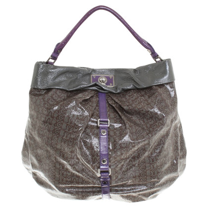 Marc by Marc Jacobs Shopper in grey / Violet