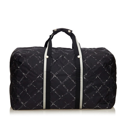 Chanel Nieuw Travel Nylon tas