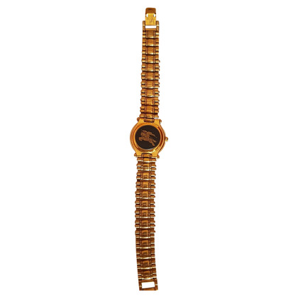 Burberry Gold colored clock