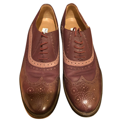 Fratelli Rossetti Lace-up shoes in leather