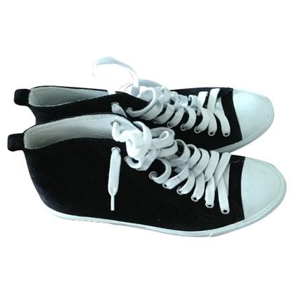 Prada Suede sneakers