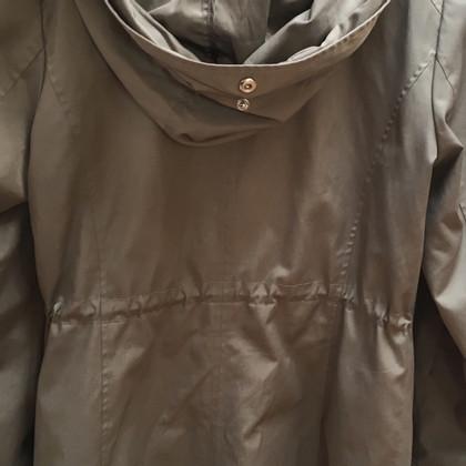 Ralph Lauren Parka-Jacke in Militärgrün