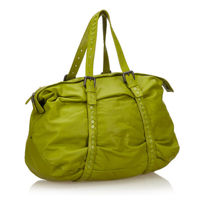 Bottega Veneta Shoulder bag in green
