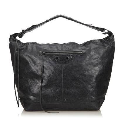 Balenciaga Weekender in black