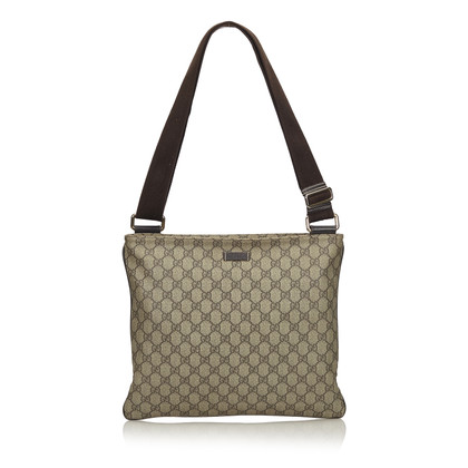 Gucci Shoulder bag with Guccissima pattern