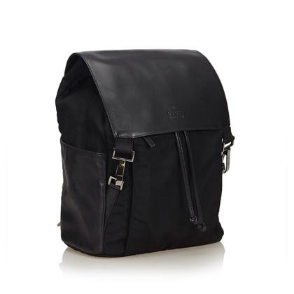 Gucci Nylon Backpack