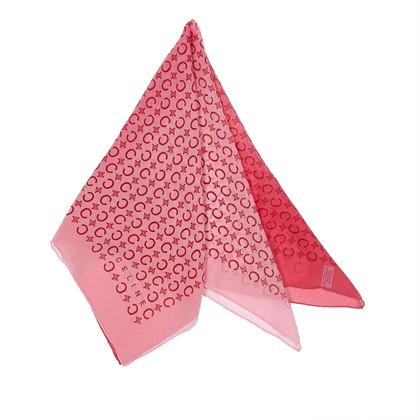 Céline sciarpa di seta