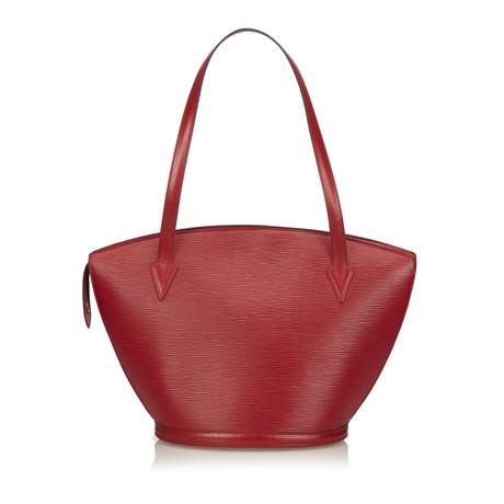 cedc5ab97b3dd Billig Verkauf 2018 Neueste Louis Vuitton Saint Jacques Epi Leder ...