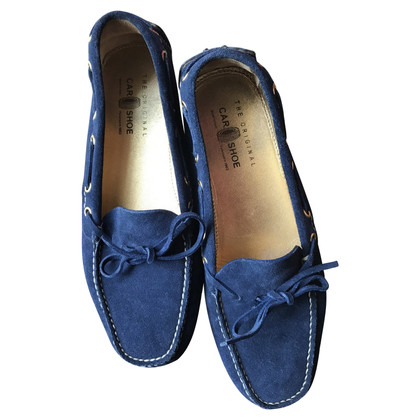 Car Shoe Suede moccasins