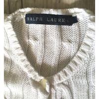 Ralph Lauren Cardigan met kabelpatroon