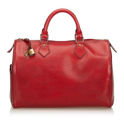 """Louis Vuitton """"Speedy 30 epi leather"""""""