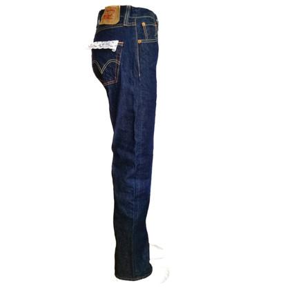 Levi's Blauwe spijkerbroek