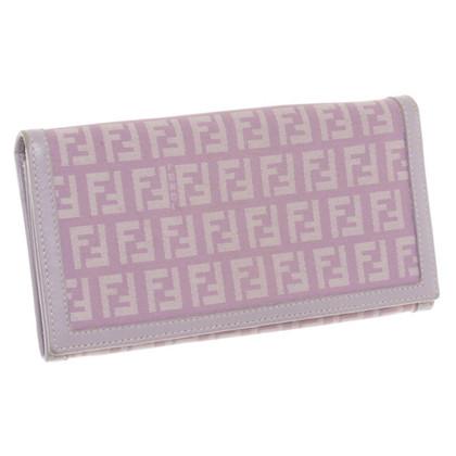 Fendi Portemonnaie mit Zucca-Print