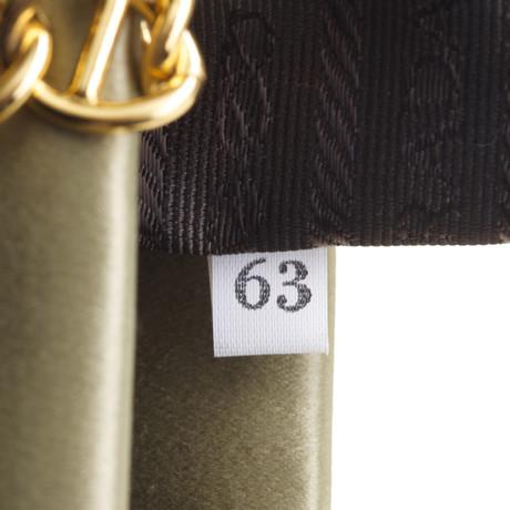 Prada Tote Bag Khaki Günstig Kaufen Zum Verkauf Günstig Kaufen Besten Laden Zu Bekommen Freies Verschiffen Neuesten Kollektionen #NAME? 7lNI9Z1