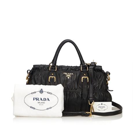 Freies Verschiffen Erstaunlicher Preis Prada Handtasche Schwarz Große Auswahl An jAGow