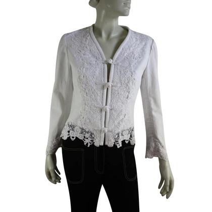 Ralph Lauren Weiße Jacke