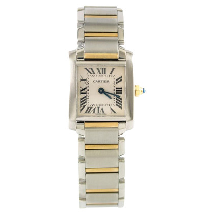 "Cartier ""Tank Francaise Lady"""