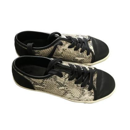 Kurt Geiger Sneakers in Reptil-Optik