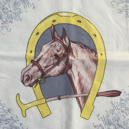 Gucci Zijden sjaal met print