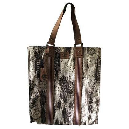 Just Cavalli Handtasche mit Muster