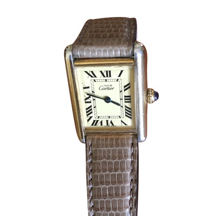 "Cartier ""Tank Watch"""