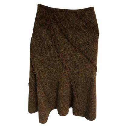 DKNY A-line skirt