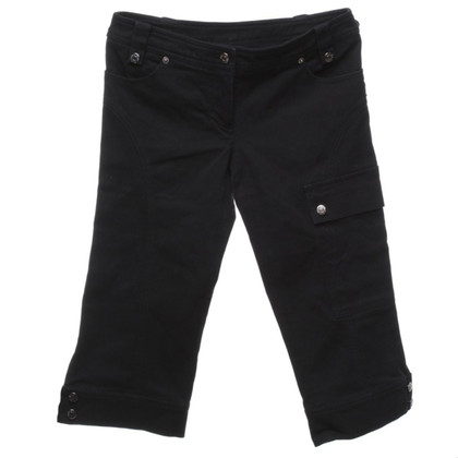 Patrizia Pepe 3 / 4-trousers in black