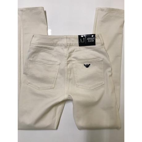 Armani Jeans Creme Neue Ankunft Verkauf Online Freie Verschiffen-Websites Günstig Kaufen Neue Ankunft Empfehlen Günstig Online 3XCYvQaTNa