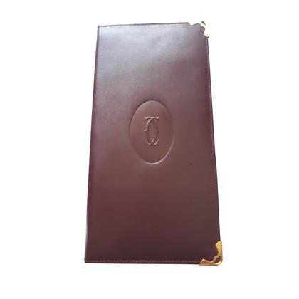 Cartier Document wallet