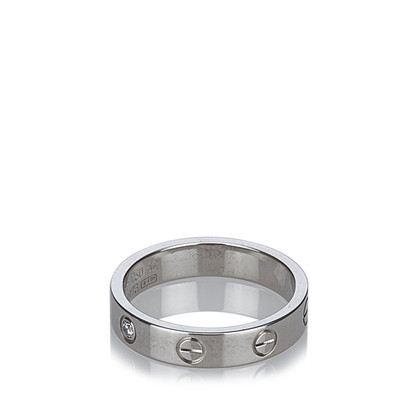 "Cartier ""Love"" ring in 18K white gold"