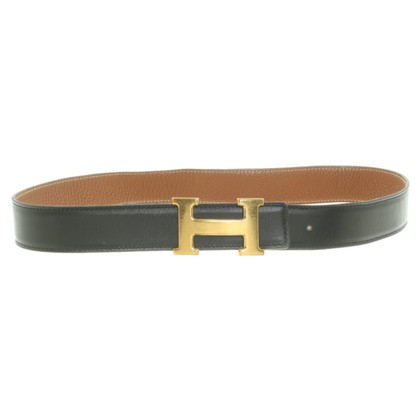Hermès Belt with turning function