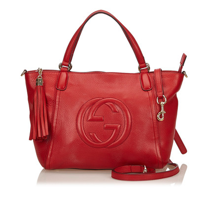 "Gucci ""Soho Working Satchel"""