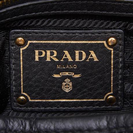 Prada Handtasche Schwarz Holen Sie Sich Die Neueste Mode Rabatt Nicekicks Fälschung Günstiger Preis Freies Verschiffen Am Besten Spielraum Marktfähig cojtZ6