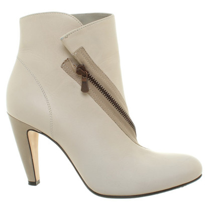 Boss Orange Ankle boots in cream white