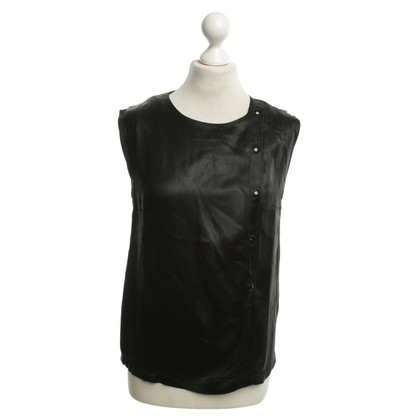 Sandro Top made of silk
