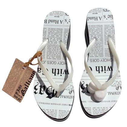 John Galliano sandali