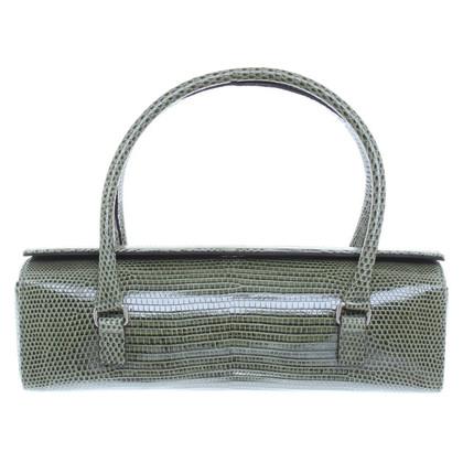 Calvin Klein Patent leather handbag