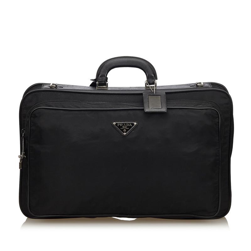 a89c1b168392 ... official prada overnight bag e3c44 a4aec