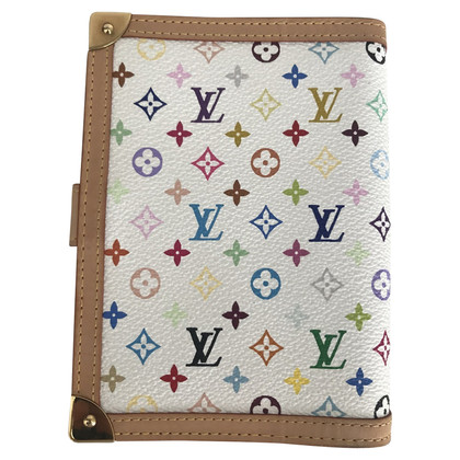 "Louis Vuitton ""Agenda Monogram Multicolore Canvas"""