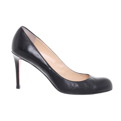 Christian Louboutin pumps made of leather