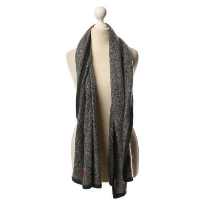 Moschino Grijze sjaal